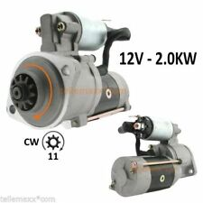 AVVIATORE STARTER MITSUBISHI s4e 4dq50 TORO Weidemann CASE m2t56471 m002t61371