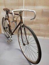 Vintage 1950s Freddie Grubb Track Cycle FH Grubb Racing Bike