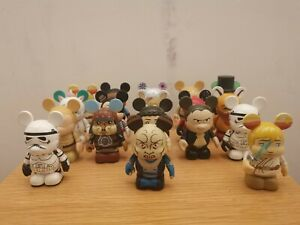 DISNEY VINYLMATION Bundle of 18 Star Wars Mickey Mouse Bullseye