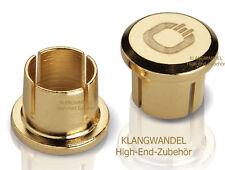OEHLBACH XXL Cinch Caps /  High-End Feintuning / 12 Stück