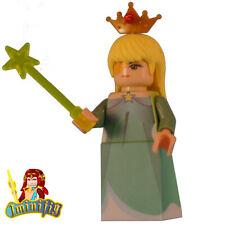 Custom LEGO minifigure Super Mario Character Rosalina UV Printed