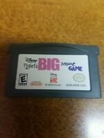 Disney Presents Piglet's BIG Game (Nintendo Game Boy Advance, 2003)(Tested)