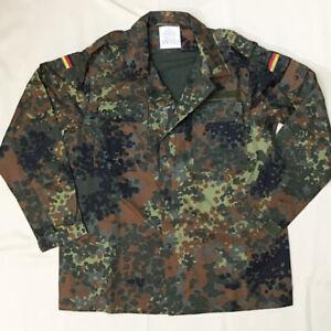 Original Bundeswehr Feldbluse Feldjacke flecktarn BW - Größe 15 ++NEU++