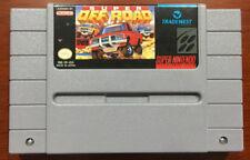 Super Off Road Snes Super Nintendo Authentic