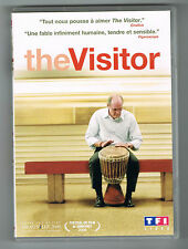 THE VISITOR - TOM McCARTHY - RICHARD JENKINS - 2007 - DVD TRÈS BON ÉTAT