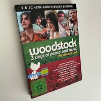 Woodstock - 40th Anniversary Edition  [DC] [2 DVDs] (2009)  DVD r04