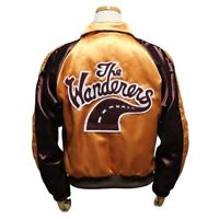 The Wanderers Movie Jacket Men's Varsity Letterman Jacket