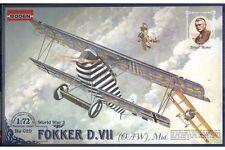 RODEN 029 1/72 Fokker D.VII OAW (mid)