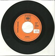 Danyel Gerard, Butterfly, neutral/VG, 7'' Single, 1318