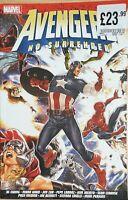 Avengers No Surrender - Marvel - New Paperback Book