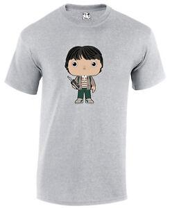 Mike Wheeler Stranger Things TV Series T-shirt