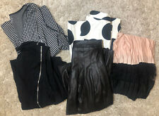 Lane Bryant Lot Of Ladies Plus Size Clothing Sz 27 Skits Blouses Tops (5)