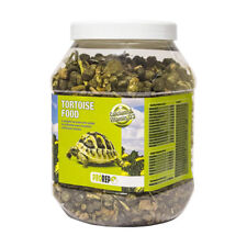 ProRep Tortoise Food 1kg Complete Low Protein Dried Natural Diet + Calcium + D3