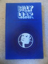 Billy Liar (Play) Willis Hall & Keith Waterhouse 1966 Hardback Book b