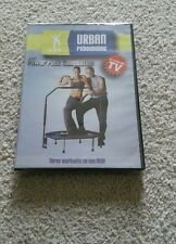 Urban Rebounding J.B's Power Pack Compilation Workout DVD