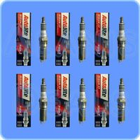 New Autolite Spark Plug XP5263 Set of 6 For Chevrolet and Dodge