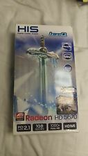 HIS ICE-Q ATI Radeon HD 5670 IceQ 1GB  Video Card DVI HDMI. VGA