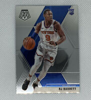 RJ Barrett 2019-20 Panini Mosaic Base Rookie #229 New York Knicks RC