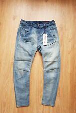 Women's DIESEL FAYZA Jogg Sweat Jeans  Blue Color Size W 29 - BNWT*