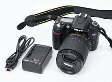 Nikon D90 12.3MP Digital SLR Camera - Black (Kit w/ AF-S DX 18-105mm Lens)
