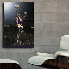 Poster Mural Kobe Bryant Basketball Lakers 40x58 in (100x147 cm) Adhesive Vinyl