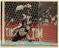 Foto Artistrica Autografata Calcio Gianluigi Donnarumma Soccer Sport Artistic