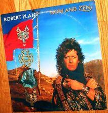 VINYL LP Robert Plant - Now And Zen Columbia pressing