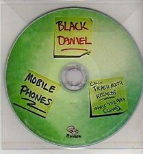 (CJ319) Black Daniel, Mobile Phones - DJ CD