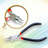 """Round nose pliers Jewellery making hobby craft tools with spring Prestige 5"""""""