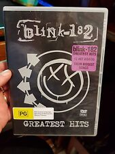 Blink - 182 - Greatest Hits  - MUSIC DVD - FREE POST