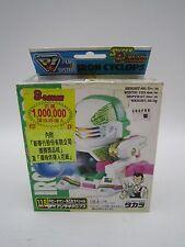 Manga Burst Ball Barrage!! Super B-Daman No.115 Iron Cyclops Kit TAKARA Japan