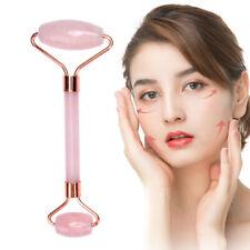 Natural Rose Quartz Facial Jade+ Body Gua Sha Board Massager Women Beauty Tools/