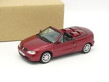 Velocidad SB 1/43 - Renault Megane Cabriolet 1999 Rojo
