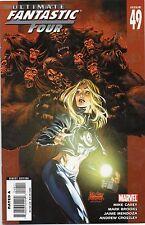 Marvel Comics Ultimate Fantastic Four #49 February 2008 VF+