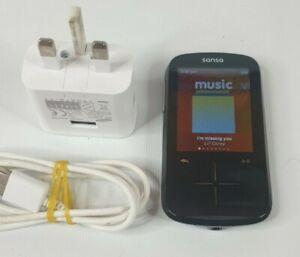 SanDisk Sansa Fuze+ Black (4GB) Digital Media Player