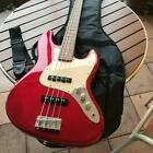 For Beginners Photogenic Bass Guitar Red for sale