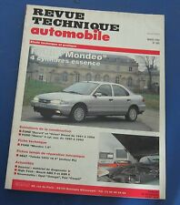 Revue technique  RTA 560 1994 Ford mondeo 4 cylindres essence