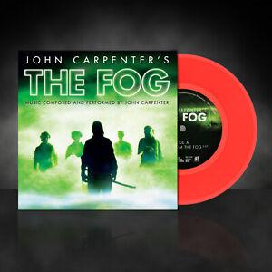 John Carpenter - The Fog Single