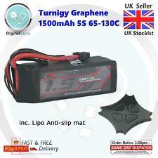 Turnigy Graphene 1500mAh 18.5V 5S 65C-130C LiPo Battery XT60- 1800mah 1300mah 6S