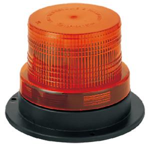 LED Beacon Amber 10 to 100v DC fully IP67