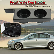 Front Water Cup Holder Black For BMW 5 Series E39 M5 528i 540i 530i 1997-2003
