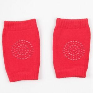 0-3 year Babys Terry Thick Protector Non-slip Baby Elbow Warmers Cotton Knee Pad