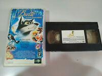 BALTO LA LEYENDA DEL PERRO ESQUIMAL Walt Disney - VHS Cinta Tape Español