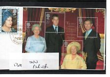 GB - PRESTIGE STAMP BOOKLET PANE (139) - Queen Mother - used