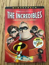 The Incredibles (Dvd, 2-Disc Collector's Edition, Widescreen)