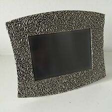Pewter Photo Frame, Danforth Pewterers Middlebury, VT - Picture Frame