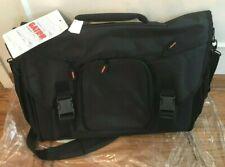 Gator Cases Club Series Dj Controller Messenger Bag with Bright Orange Interior