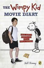 The Wimpy Kid Movie Diary: How Greg Heffley Went Hollywood-ExLibrary