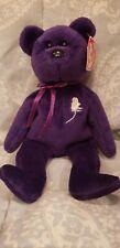 "New ListingNew! Ty Beanie Babies Lady Di Princess The Bear 6"" Plush Stuffed Animal W/Tags"