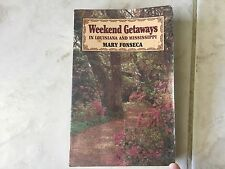 Weekend Getaways in Louisiana and Mississippi by Mary Fonseca (store#5772)